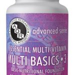 Advanced Orthomolecular Research Minerals – Multi Basics 3 – 180