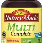 Nature Made Multivitamins – Multi Complete – 130 Tablets