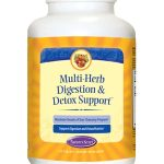 Nature's Secret Detoxification – Multi Herb Digestion & Detox Support