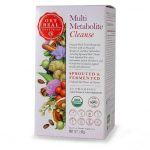 Get Real Nutrition Detoxification – Multi Metabolite Cleanse – 90