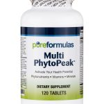 PureFormulas General Health – Multi PhytoPeak – 120 Tablets