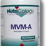 NutriCology Cellular Support – MVM-A – 180 Vegetarian Capsules