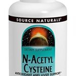 Source Naturals Cellular Support – N-Acetyl Cysteine 1000 mg – 180