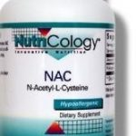 NutriCology Cellular Support – N-Acetyl-L-Cysteine – 120 Tablets