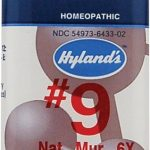 Hyland's Homeopathic Remedies – Natrum Muriaticum 6X – 1000 Tablets