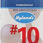 Hyland's Homeopathic Remedies – Natrum Phos 30X – 500 Tablets