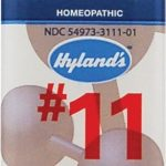Hyland's Homeopathic Remedies – Natrum Sulphuricum 30X – 500 Tablets