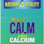 Natural Vitality Joint Support – Natural Calm Plus Calcium Packets,