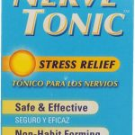 Hyland's Homeopathic Remedies – Nerve Tonic – 500 Tablets
