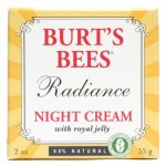 Burt's Bees Skin Care – Night Cream with Royal Jelly – Radiance – 2.0