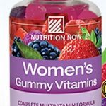 Nutrition Now Women's Health – Women's Gummy Vitamins (Assorted