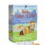 Nordic Naturals Children's Formulas – Nordic Omega-3 Fishies,