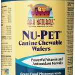 Ark Naturals Dogs – Nu-Pet Canine Chewable Wafers – 270 Wafers