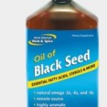 North American Herb and Spice Essential Fatty Acids – Oil of Black