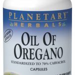Planetary Herbals Herbals/Herbal Extracts – Oil of Oregano – 60
