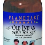 Planetary Herbals Children's Formulas – Old Indian Syrup for Kids Wild