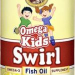 Barlean's Organic Oils Essential Fatty Acids – Omega Kids Swirl Fish