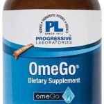Progressive Labs Essential Fatty Acids – OmeGo – 60 Softgels