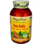 MegaFood Multivitamins – One Daily – 180 Tablets