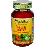 MegaFood Multivitamins – One Daily Iron Free – 90 Tablets