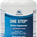 Progressive Labs General Health – One Step Strawberry Flavor – 40.6 oz