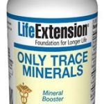Life Extension Minerals – Only Trace Minerals – 90 Vegetarian Capsules