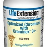 Life Extension Cardiovascular Support – Optimized Chromium with