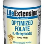 Life Extension Cardiovascular Support – Optimized Folate