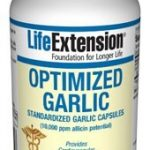 Life Extension Cardiovascular Support – Optimized Garlic – 200
