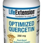 Life Extension Cardiovascular Support – Optimized Quercetin 250 mg –