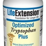 Life Extension Nervous System Support – Optimized Tryptophan Plus – 90