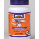 NOW Herbals/Herbal Extracts – Oregano Oil – 90 Softgels