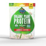 Garden of Life Protein – Organic Plant Protein – Smooth Coffee Powder