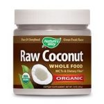 Nature's Way Weight Management – Organic Raw Coconut – 16 oz (454