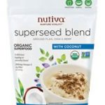 Nutiva Greens and Superfoods – Organic Superseed Blend with Coconut –