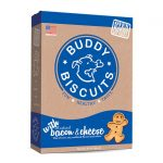Buddy Biscuits Dogs – Original Oven Baked Treats, Beacon & Cheese