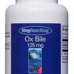 Allergy Research Group Gastrointestinal/Digestive – Ox Bile 125 mg –