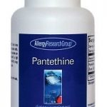 Allergy Research Group Cardiovascular Support – Pantethine – 60
