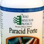 Ortho Molecular Products Gastrointestinal/Digestive – Paracid Forte –