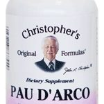 Christophers Original Formulas Herbals/Herbal Extracts – Pau D'Arco