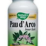 Nature's Way Herbals/Herbal Extracts – Pau d'Arco Inner Bark – 180