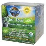 Garden of Life General Health – Perfect Food RAW – Original – Box of