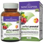 NewChapter Vitamins – Perfect Prenatal Multivitamin+ – 48 Tablets