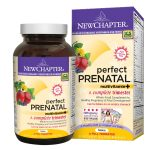 NewChapter Vitamins – Perfect Prenatal Multivitamin – 270 Tablets