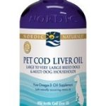 Nordic Naturals Dogs – Pet Cod Liver Oil for Large to Very Large Breed