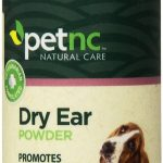 PetNC Natural Care Dogs – Pet Dry Ear Powder – 1 oz (28.4 Grams)