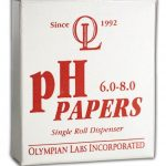 OL Medical Division Accessories – pH Papers 6.0-8.0 – 15ft roll