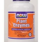 NOW Gastrointestinal/Digestive – Plant Enzymes – 240 Vegetarian