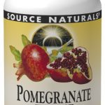 Source Naturals Cellular Support – Pomegranate Extract 500 mg – 120