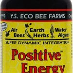 YS Eco Bee Farms Energy Support – Positive Energy – 35 Capsules